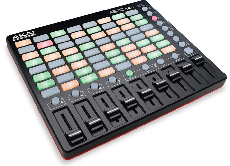 APC MINI - Kontroler do Ableton Live