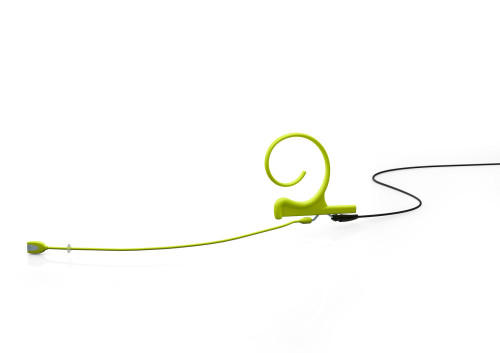 FIDLLB00 - d:fine Single Ear, kardioida, lime