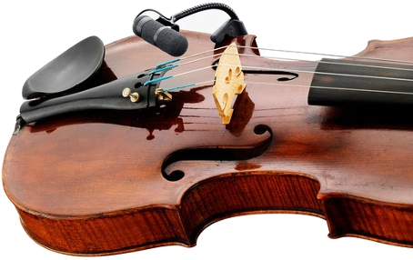 d:vote 4099 Violin - Mikrofon do Skrzypiec