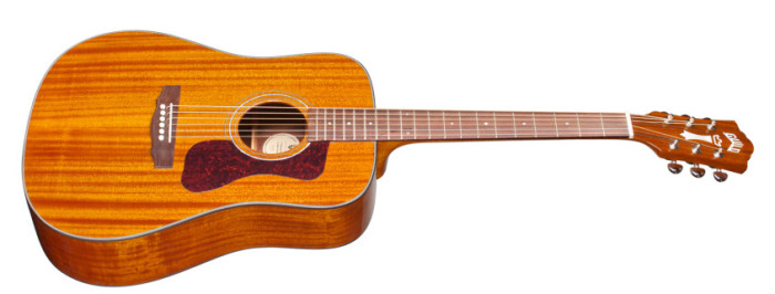 D-120E Dreadnought Natural, Fishman Sonitone - Gitara Akustyczna