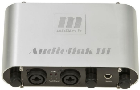 AudioLink III - Interfejs Audio