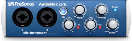 AudioBox 22 VSL - Interfejs Audio USB