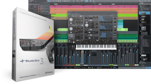 Upgrade z Producer 1/2 do Professional 3