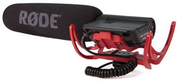 VideoMic Rycote - Mikrofon do Kamery