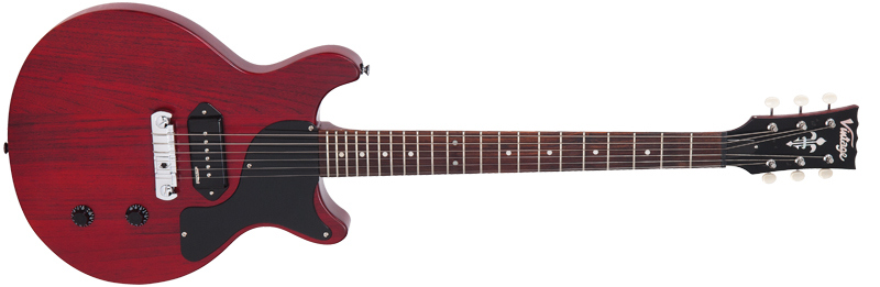 V130CRS - ELECTRIC GUITAR, SATTIN CHERRY