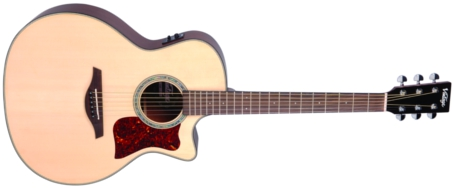 VGA900N - E/A SWEETWATER GUITAR - NATURAL